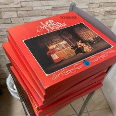 Discos de vinilo: LOTE DE 8 VINILOS HISTORIA DE LA MÚSICA. Lote 253636120