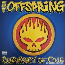 Dischi in vinile: THE OFFSPRING ‎– CONSPIRACY OF ONE -LP / 20TH ANNIVERSARY-. Lote 253640075