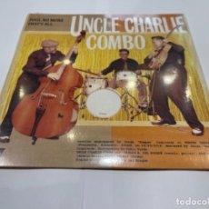Discos de vinilo: LOS HOUND DOGS / UNCLE CHARLIE COMBO SINGLE PRECINTADO (FW1). Lote 253644565