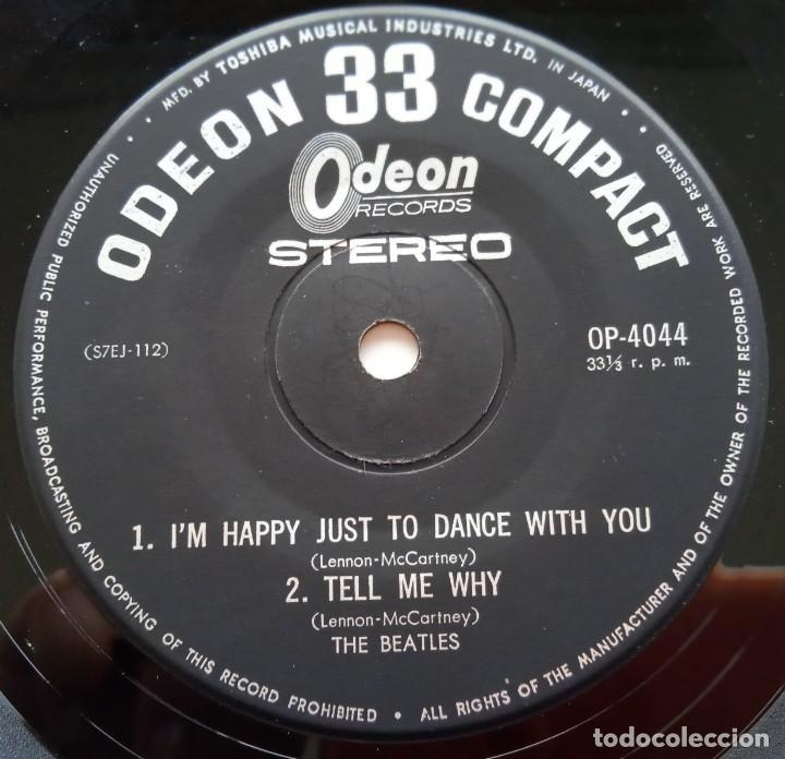 Discos de vinilo: The Beatles - All My Loving Japan,1965 Odeón - Foto 5 - 253651655