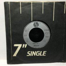 Discos de vinilo: MADONNA - BORDERLINE / PHYSICAL ATTRACTION - SINGLE. Lote 253653205