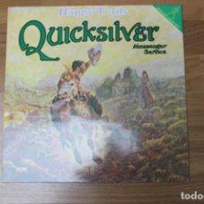 """Discos de vinilo: QUICKSILVER MESSENGER SERVICE LP """" HAPPY TRAILS"""" GO 2012, OC 054-80 048 UK. Lote 253656640"""