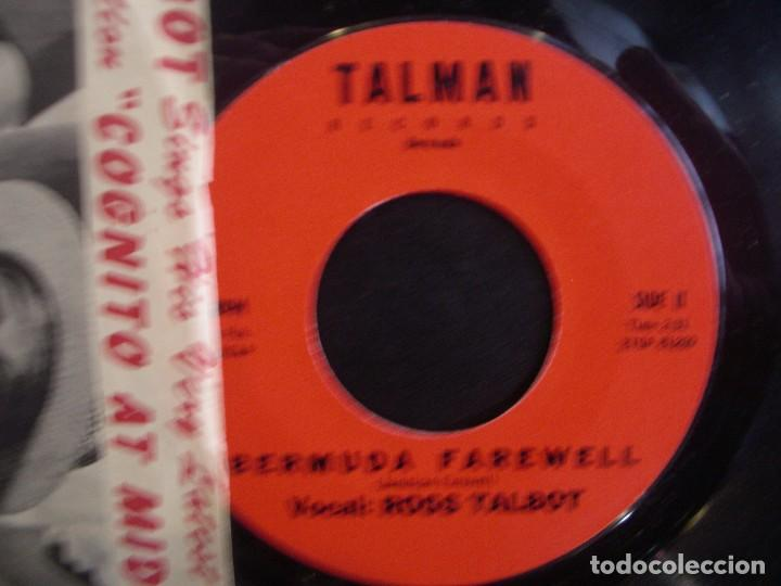 Discos de vinilo: ROSS TALBOT- COGNITO AT MIDNIGHT. SINGLE. - Foto 3 - 253671555