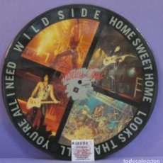 Discos de vinilo: MÖTLEY CRÜE - YOU'RE ALL I NEED - MAXI 12' PICTURE DISC. Lote 253683980