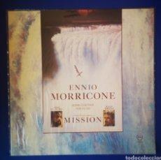 Disques de vinyle: LA MISION - ENNIO MORRICONE - BSO. Lote 253690460