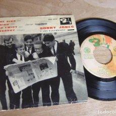 Discos de vinilo: SONNY JONES Y LOS BLACKBIRDS. 1963. PROBADO.. Lote 253693215