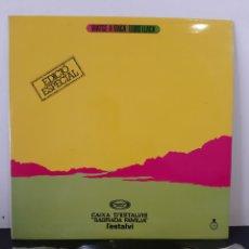 Discos de vinilo: LLUIS LLACH. VIATJE A ITACA. 1976. ESP. Lote 253710135