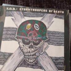 Discos de vinilo: SOD - SPEAK ENGLISH OR DIE LP. Lote 253711940
