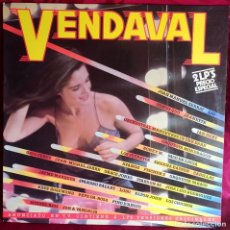 Disques de vinyle: VENDAVAL - VARIOS AUTORES - 1981 - RCA POLYDOR - FONOGRAN - SERRAT - STATUS QUO - BONEY M 2 DISCOS. Lote 253716910