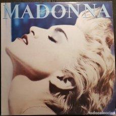 Discos de vinil: MADONNA - TRUE BLUE - LP - POLONIA - RARO - EXCELENTE - 1986 - NO USO CORREOS. Lote 253726020