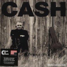 Discos de vinilo: JOHNNY CASH – AMERICAN II: UNCHAINED - LP + MP3 - NUEVO PRECINTADO. Lote 253766045