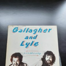 Discos de vinilo: GALLAGHER AND LYLE. Lote 253768130