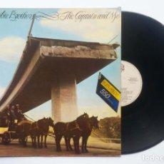 """Discos de vinilo: LP THE DOOBIE BROTHERS """"THE CAPTAIN AND ME"""" 1983. Lote 253773385"""