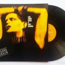 """Discos de vinilo: LP LOU REED """"ROCK N ROLL ANIMAL"""" 1977. Lote 253773990"""