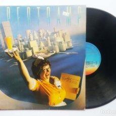 "Disques de vinyle: LP SUPERTRAMP ""BREAKFAST IN AMERICA"" 1979. Lote 253775055"
