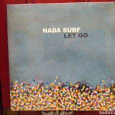 Discos de vinilo: NADA SURF–LET GO. LP VINILO PRECINTADO. INDIE ROCK. Lote 253784245