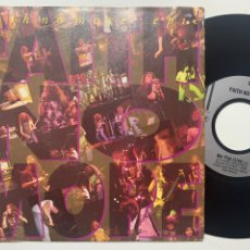 Discos de vinilo: SINGLE EP FAITH NO MORE EPIC EDICIÓN UK DE 1990. Lote 253787720