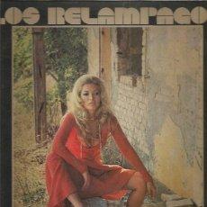 Discos de vinilo: RELAMPAGOS 1972. Lote 253788665
