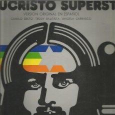 Discos de vinilo: JESUCRISTO SUPERSTAR VERSION EN ESPAÑOL. Lote 253789165