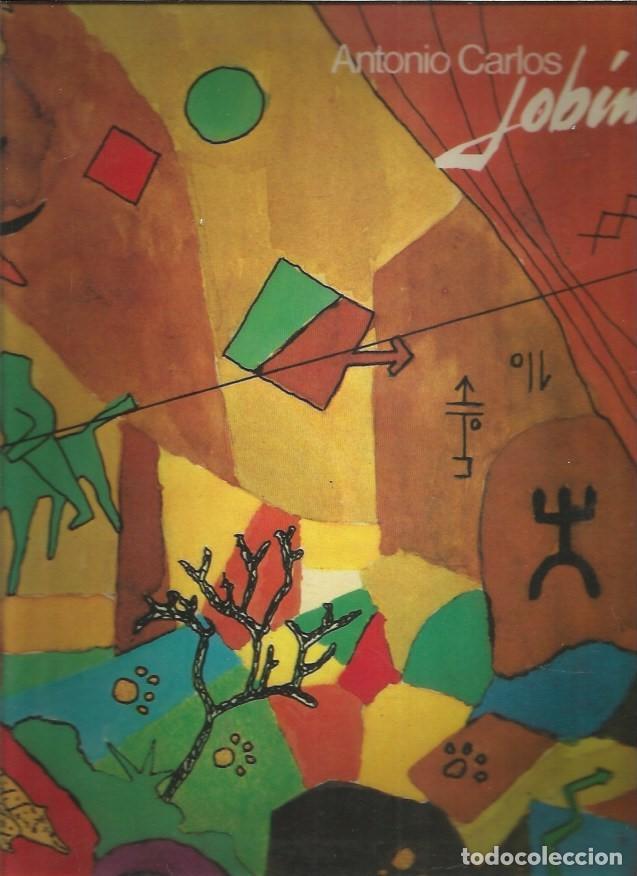 ANTONIO CARLOS JOBIM 1974 (Música - Discos - LP Vinilo - Grupos y Solistas de latinoamérica)