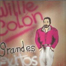 Discos de vinilo: WILLIE COLON GRANDES EXITOS. Lote 253808485