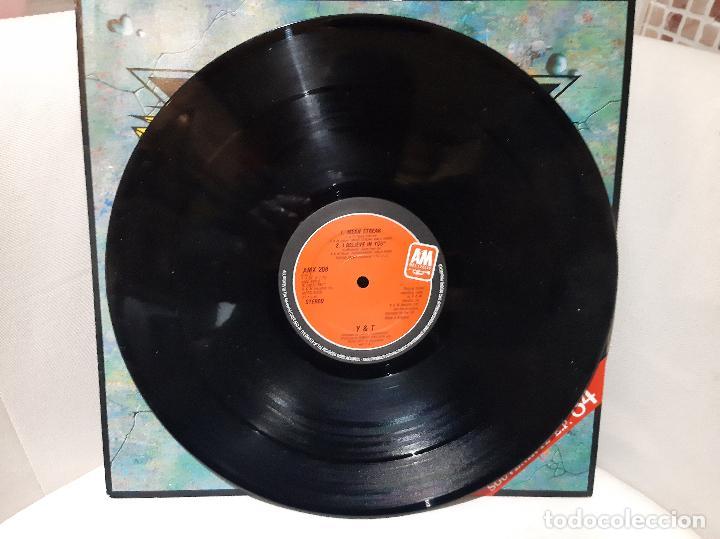 "Discos de vinilo: Y & T -DONINGTON 84 SOUVENIR 12"" EP- (1984) EP - Foto 5 - 253814395"