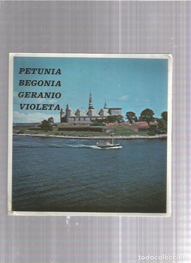 MESIE BATO PETUNIA (Música - Discos - Singles Vinilo - Solistas Españoles de los 50 y 60)