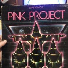 Discos de vinilo: PINK PROJECT S/S BABY RECORDS. Lote 253815325