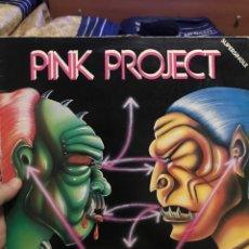 Discos de vinilo: PINK PROJECT S/S . BABY RECORDS. Lote 253815655