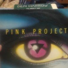 Discos de vinilo: PINK PROJECT . BABY RECORDS S/S. Lote 253816135