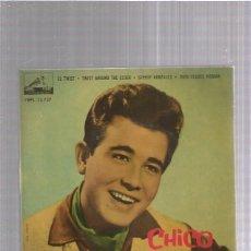 Discos de vinilo: CHICO VALENTO EL TWIST. Lote 253817265