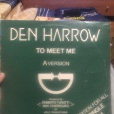 Discos de vinilo: DEN HARROW . M/S EDICION LIMITADA .. Lote 253817365