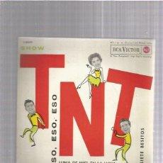 Discos de vinilo: TNT ESO ESO ESO. Lote 253819410