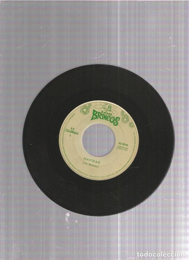 BRINCOS NAVIDAD (Música - Discos - Singles Vinilo - Grupos Españoles 50 y 60)
