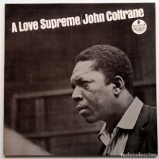 Discos de vinilo: JOHN COLTRANE – A LOVE SUPREME JAPAN,1973 IMPULSE!. Lote 253823905