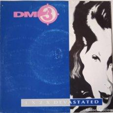 Discos de vinilo: DM3...1 X 2 X DEVASTATED. (SCREAMING APPLE 1994) GERMANY. Lote 253846875