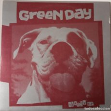 Discos de vinilo: GREEN DAY...SLAPPY E.P. (LOOKOUT! RECORDS 1990) USA. Lote 253848375
