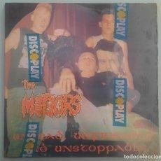 Disques de vinyle: LP THE METEORS - UNDEAD UNFRIENDLY AND UNSTOPPABLE. Lote 253850685