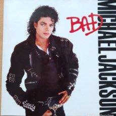 Dischi in vinile: LP MICHAEL JACKSON / BAT - COMO NUEVO. Lote 253862570