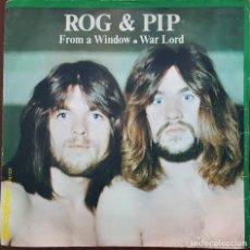 Discos de vinilo: SINGLE / ROG & PIP - FROM A WINDOW, 1971. Lote 253863650