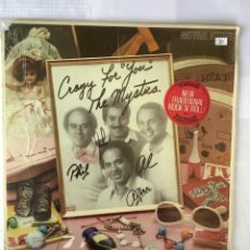 Discos de vinilo: THE MYSTICS-CRAZY FOR YOU. Lote 253865065