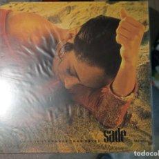 Discos de vinilo: SADE-LOVE IS STRONGER THAN PRIDE. Lote 253875370