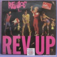 Discos de vinilo: THE REVILLOS - REV UP - LP. Lote 253900820