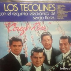 Discos de vinilo: LOS TECOLINES LP. Lote 253903505