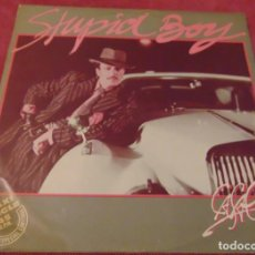 Discos de vinilo: CASAL - STUPID BOY - MAXISINGLE 1982. Lote 253691550