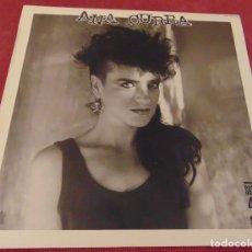 Discos de vinilo: ANA CURRA - UNA NOCHE SIN TI - MAXISINGLE 1985. Lote 253692265