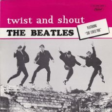 Discos de vinilo: THE BEATLES LP VINILO NUEVO TWIST AND SHOUT. Lote 253923840