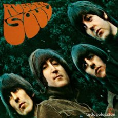 Discos de vinilo: THE BEATLES LP VINILO RUBBER SOUL. Lote 253924440