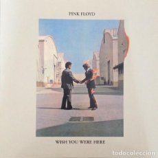 Discos de vinilo: PINK FLOYD LP VINILO WISH YOU WERE HERE. Lote 253926000