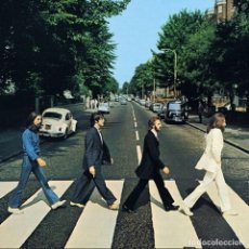 Discos de vinilo: THE BEATLES LP VINILO ABBEY ROAD. Lote 253926810